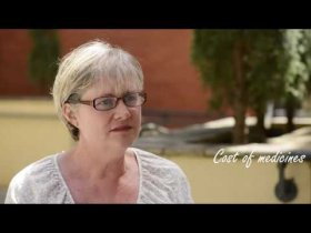 Embedded thumbnail for Maree's Story: Selling up to pay for secondary breast cancer treatment