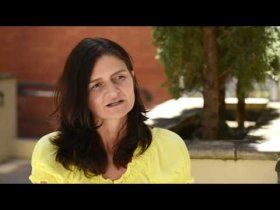 Embedded thumbnail for Rochell's Story: Hoping to get on a breast cancer trial